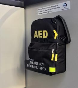 Defibrylatory AED w MPK Tarnów