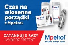 Stacja paliw Mpetrol zaprasza na wiosenną promocję!