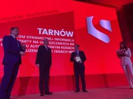 Miasto Tarnów wyróżnione za QRNFC